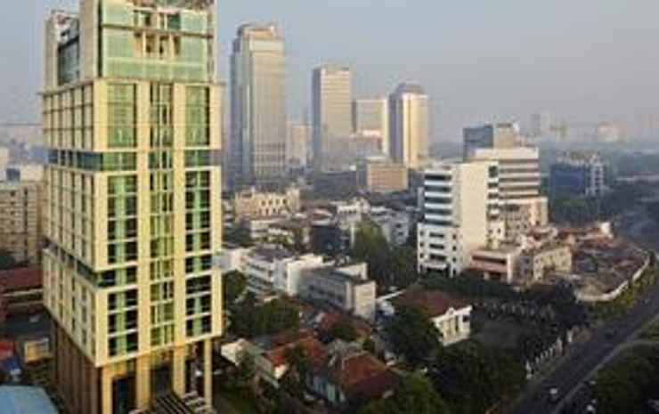 Fraser Residence Menteng Jakarta Jakarta - Double Or Twin Executive Two Bedrooms