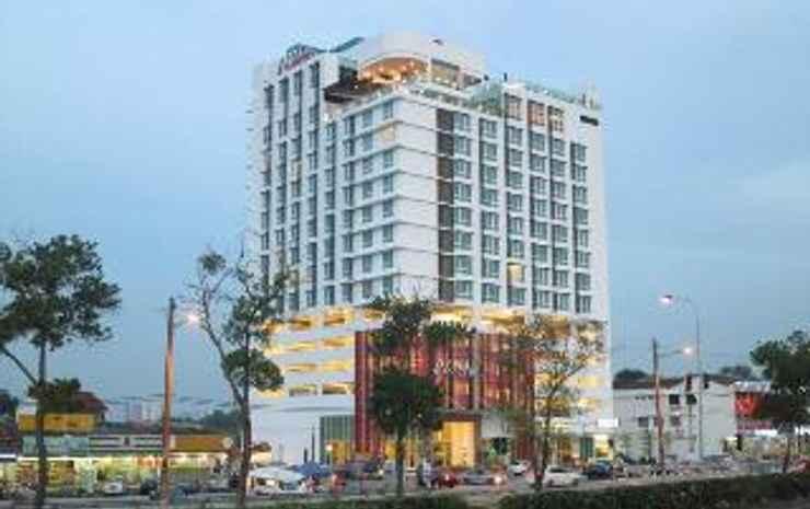 Amerin Hotel Johor Bahru Johor - Room Deluxe