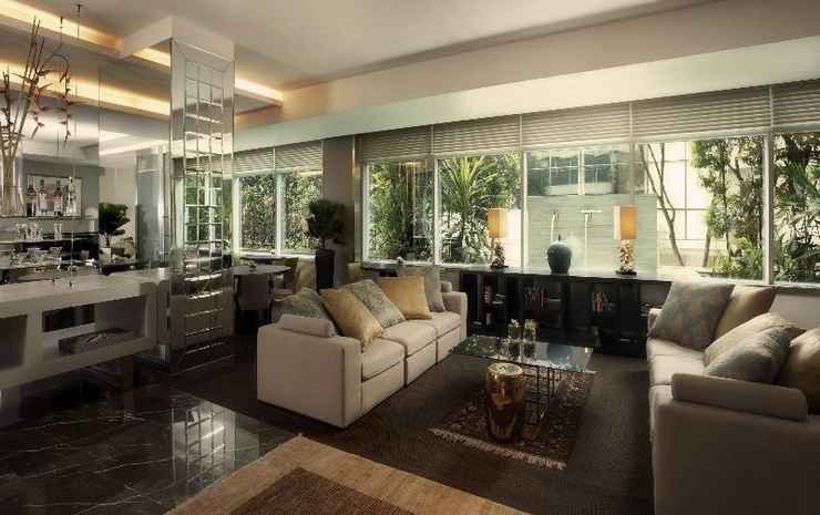 Pan Pacific Orchard Singapore -
