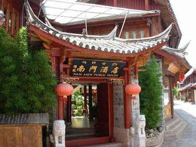 EXTERIOR_BUILDING Nan Men Lijiang