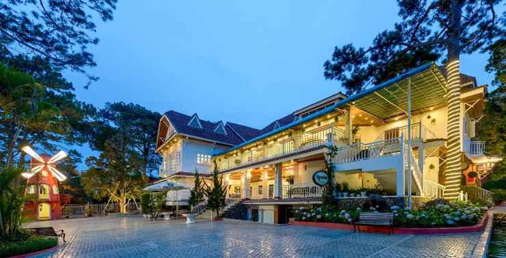 EXTERIOR_BUILDING Hoang Anh Dat Xanh Da Lat  Resort