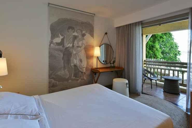 Veranda Paul Virginie Hotel Spa Africa