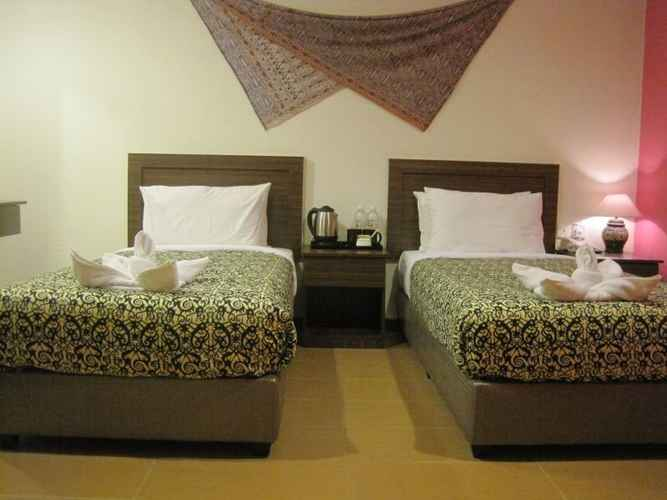 BEDROOM De Palma Hotel Waterfront Kuching