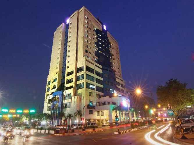 EXTERIOR_BUILDING Mega Hotel Miri