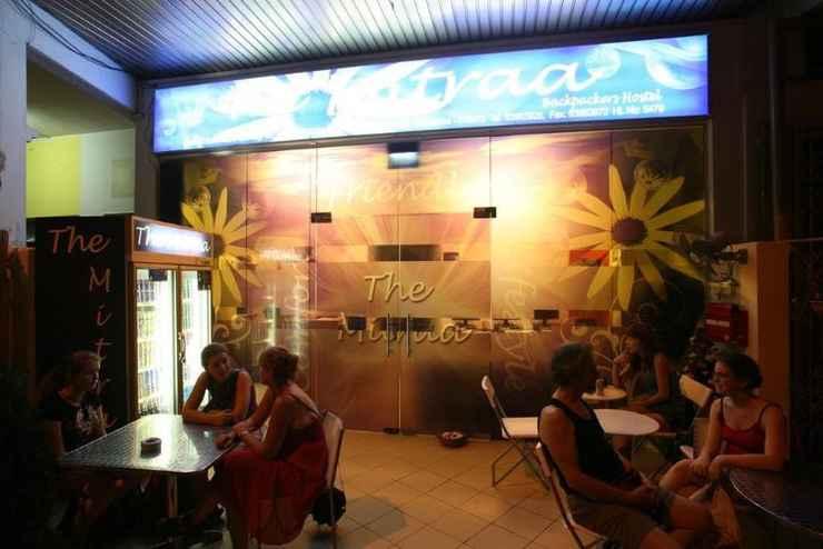 BAR_CAFE_LOUNGE Greendili Backpackers Hostel