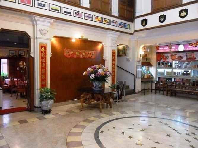 LOBBY Bintang Warisan Hotel