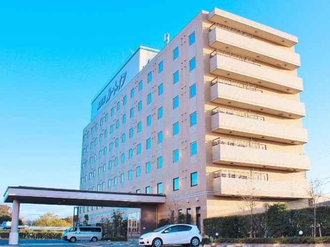 EXTERIOR_BUILDING Hotel Route Inn Toyokawa Inter