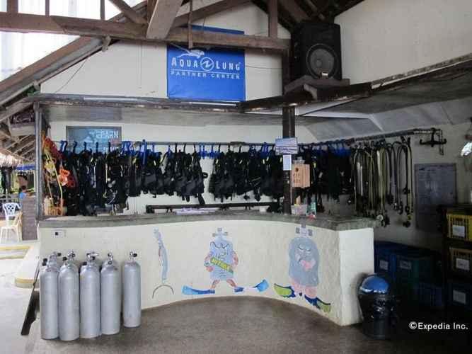 LOBBY Blue Ribbon Dive Resort