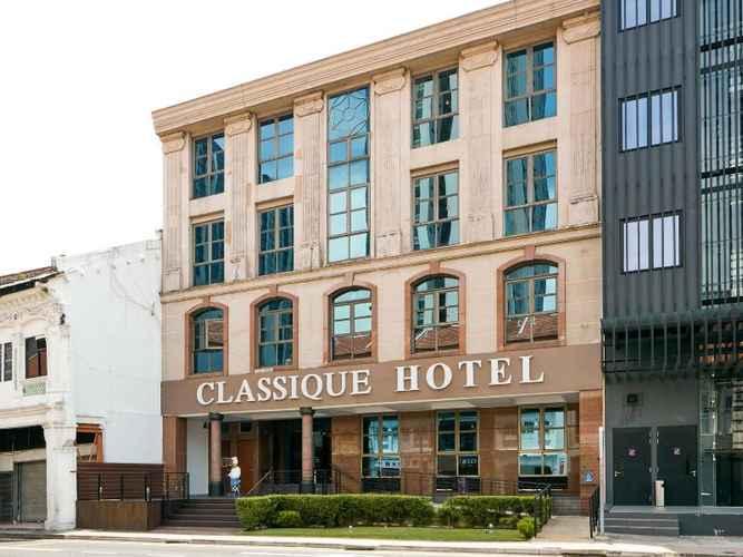 EXTERIOR_BUILDING Classique Hotel (SG Clean Certified)