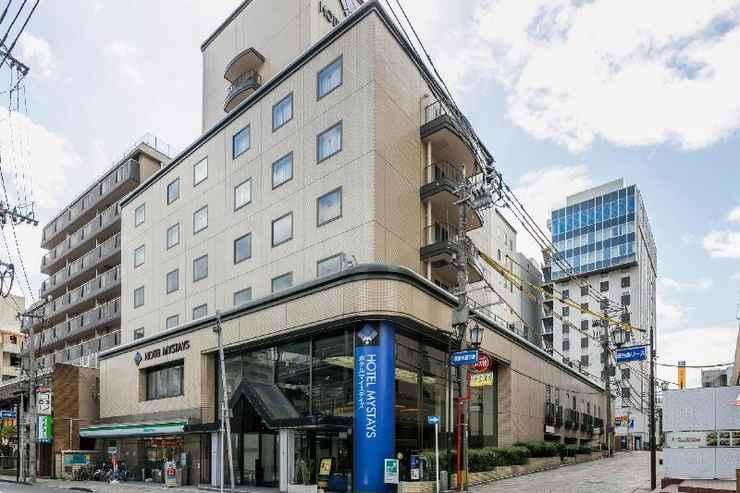 EXTERIOR_BUILDING HOTEL MYSTAYS Kagoshima Tenmonkan