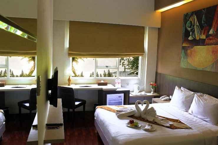 BEDROOM Arra Amandaru Hotel
