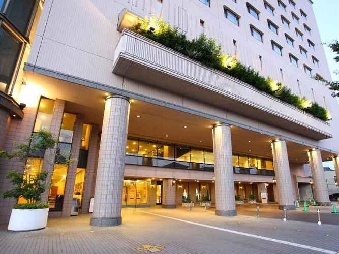 EXTERIOR_BUILDING โรงแรมคราวน์ ปาเล่ ชิริว