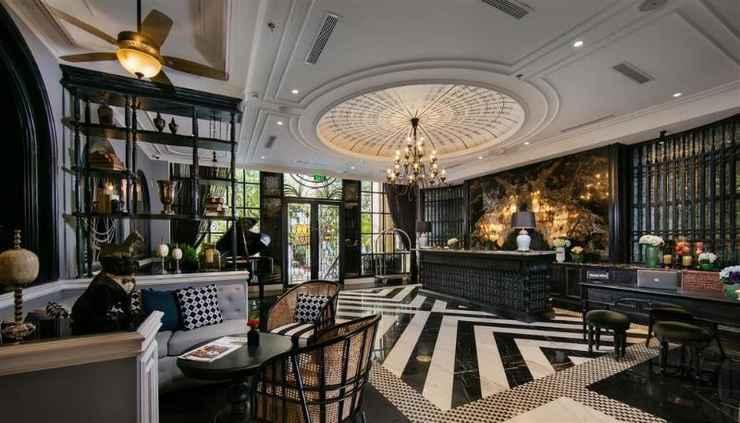 LOBBY Hanoi La Siesta Central Hotel & Spa
