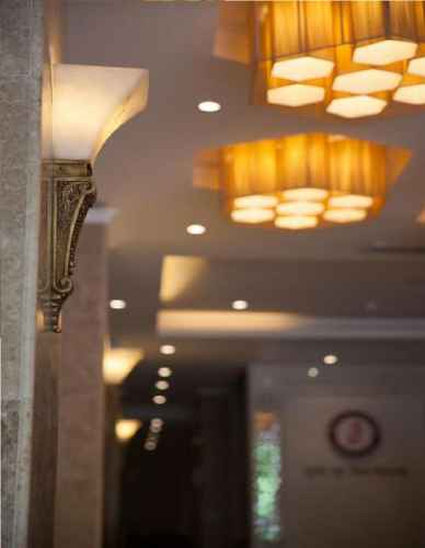 LOBBY Dragon Pearl Hotel Hanoi