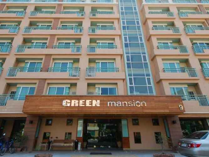 EXTERIOR_BUILDING Green Mansion Serviced Apartment
