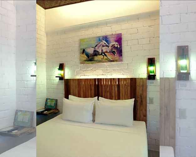BEDROOM Serviced Apartments by Eco Hotel Bohol