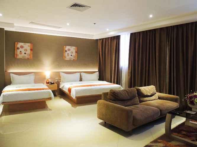 BEDROOM Dela Chambre Hotel