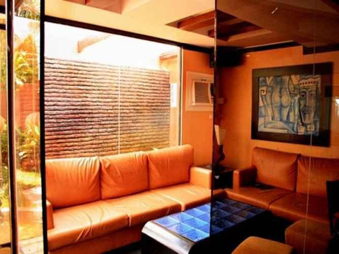 LOBBY MO2 Westown Hotel Mandalagan