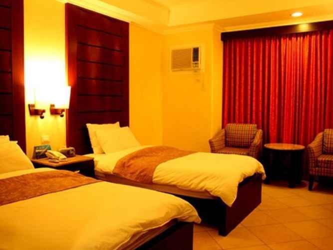 BEDROOM MO2 Westown Hotel Mandalagan