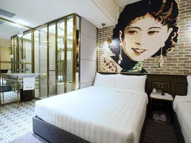 BEDROOM King's Hotel