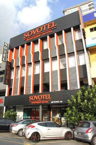 EXTERIOR_BUILDING Sovotel Boutique Hotel @ Uptown 101