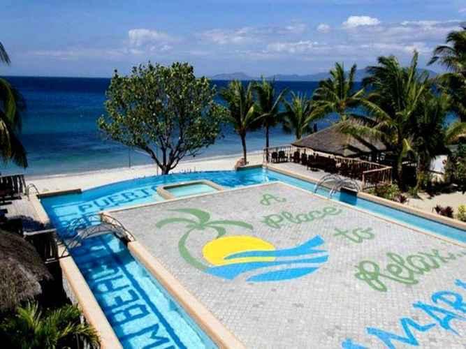 SWIMMING_POOL Tamaraw Beach Resort