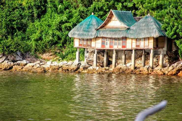 EXTERIOR_BUILDING Palawan Sandcastles The Beach House