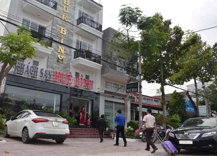 EXTERIOR_BUILDING Hue Binh Hotel Chau Doc