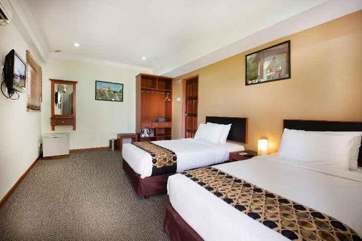 BEDROOM KUALA TERENGGANU GOLF RESORT BY ANCASA HOTELS RESO