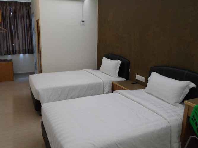 BEDROOM Hotel Grand Court Inn - Sungai Besar