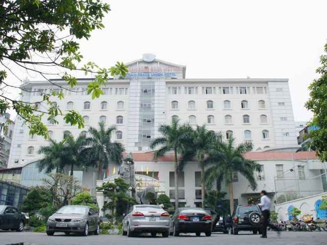 EXTERIOR_BUILDING Cong Doan Viet Nam Hotel