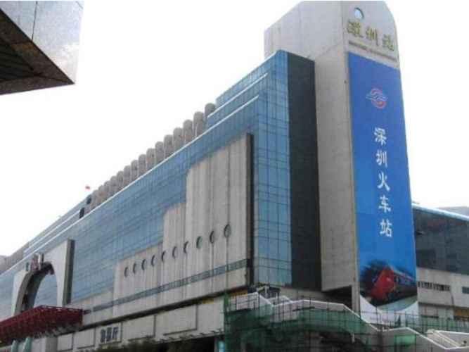 EXTERIOR_BUILDING 7 Days Inn Shenzhen Railway Station