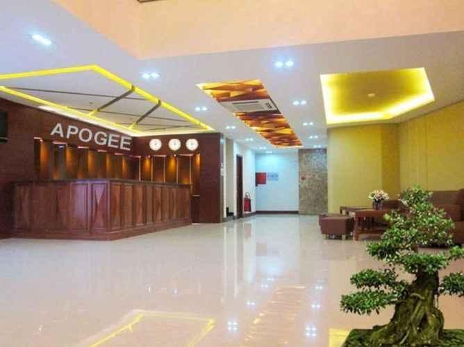 LOBBY APOGEE SAIGON HOTEL