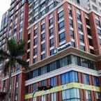 EXTERIOR_BUILDING Petro Thai Binh Hotel