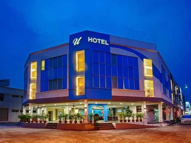 EXTERIOR_BUILDING U Design Hotel Bukit Mertajam