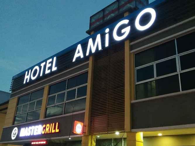 EXTERIOR_BUILDING Hotel Amigo