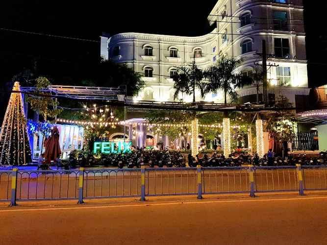 EXTERIOR_BUILDING Felix Garden Hotel