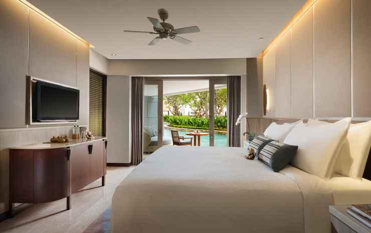 Conrad Bali Bali - Suite Pemandangan Samudra Ranjang King