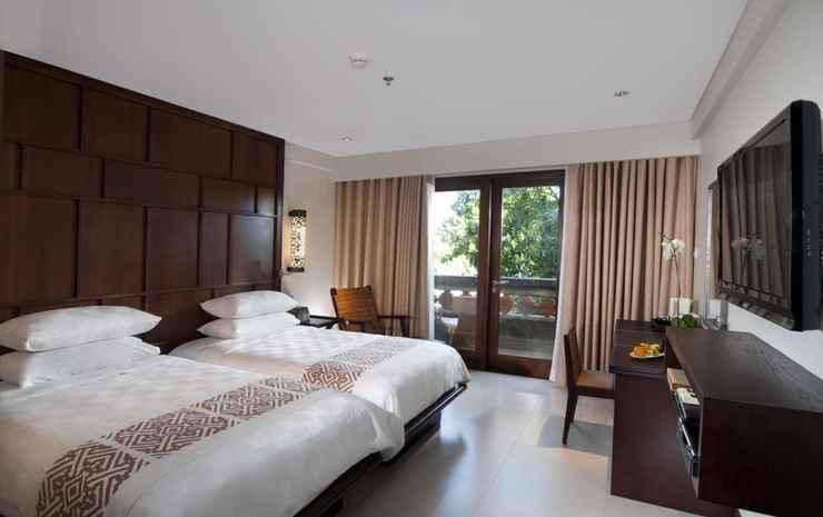 Padma Resort  Legian Bali - Double Or Twin Deluxe Chalet