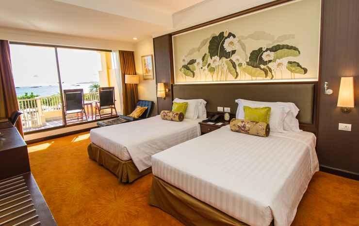 Dusit Thani Pattaya Chonburi - Twin Premium Pemandangan Laut