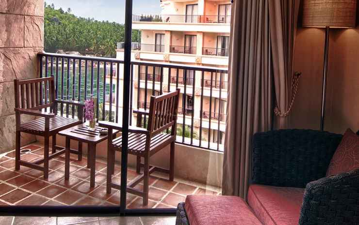 Garden Cliff Resort & Spa, Pattaya Chonburi - Double Or Twin Deluxe Seaview