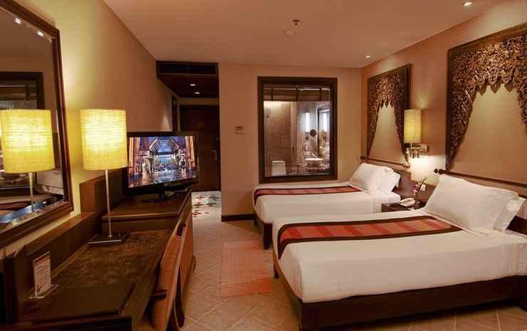 Garden Cliff Resort & Spa, Pattaya Chonburi - Double Or Twin Deluxe