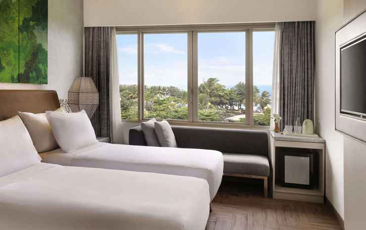 Mercure Kuta Bali Bali - Twin Deluxe Ocean View Twin Beds (up To 2 Adults And 1 Child)