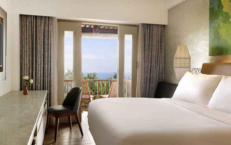 Mercure Kuta Bali Bali - Double Deluxe Ocean View Double Bed (up To 2 Adults And 1 Child)