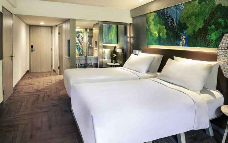 Mercure Kuta Bali Bali - Twin Superior Twin Beds (up To 2 Adults And 1 Child)