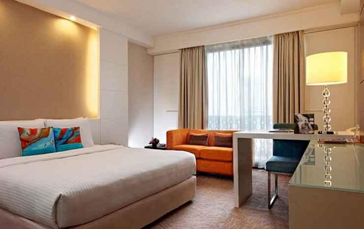 Seri Pacific Hotel Kuala Lumpur Kuala Lumpur - Double Deluxe