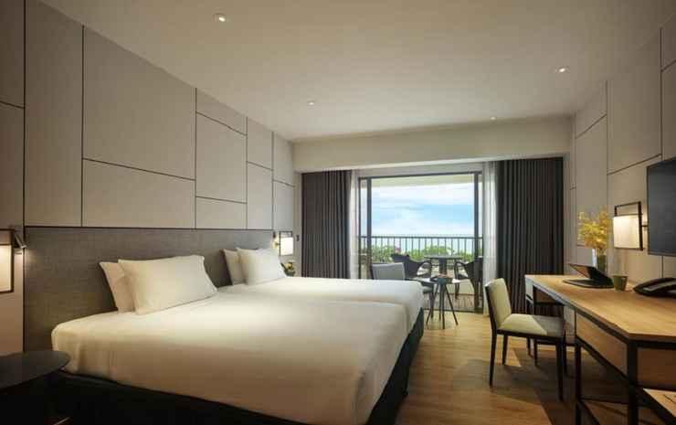 PARKROYAL Penang Resort Penang - Twin Premier Pemandangan Laut