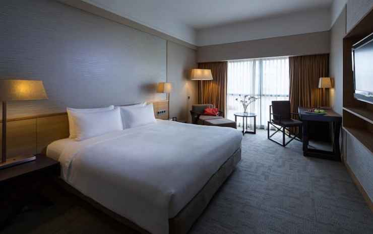 Grand Mercure Singapore Roxy Singapore - Double Deluxe Room 1 King Bed With Ocean View