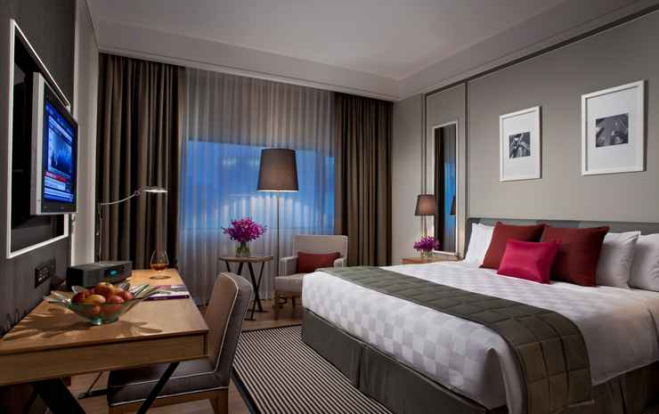 Orchard Hotel Singapore (Newly Renovated) Singapore - Double Premier King Bed