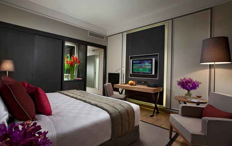 Orchard Hotel Singapore (Newly Renovated) Singapore - Double Premier Club King